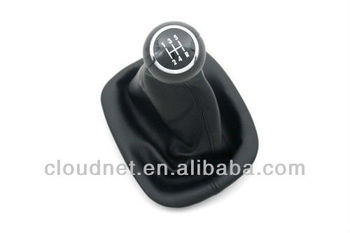 Gear Shift Knob & Black Boot (5 Speed) For VW Volkswagen Passat B5 B5.5