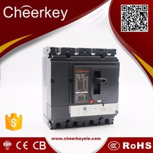 Factory Directly Sale CNSX 250F 250A 3P 125 amp 4 mccb mccb 150 amp circuit breaker appliance leakage current interrupter