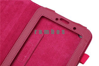 High Quality Leather Case Tablet PC Flip Cover Case for Lenovo S5000 B8000 S8-50 A7-10 A7-30