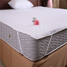 baby bed Pad supplier Waterproof Cotton Quilted Mattress Protector