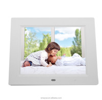 12inch Touch Screen High Resolution ratio 4 3 Slim Digital Photo Frame for Photo/Music/Video slideshow wifi android frames