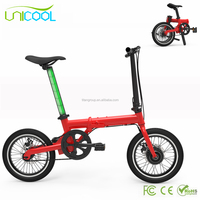 2017 New Products China Cheap Foldable 2 Wheel Electric Scooter(Unicool B6)