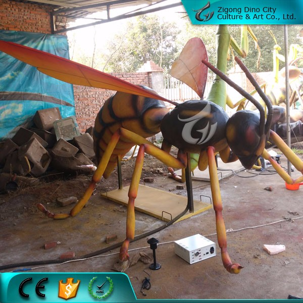 Children Likes Amusement Lifelike Beetle Model