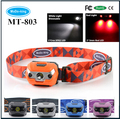 3*AAA abttery popular adjustable 150 lumen led headlamp for camping
