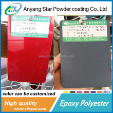 epoxy polyester Powder home paint with bright color from Anyang Star