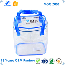 Wholesale print water gel cooler pvc ice bag for wine
