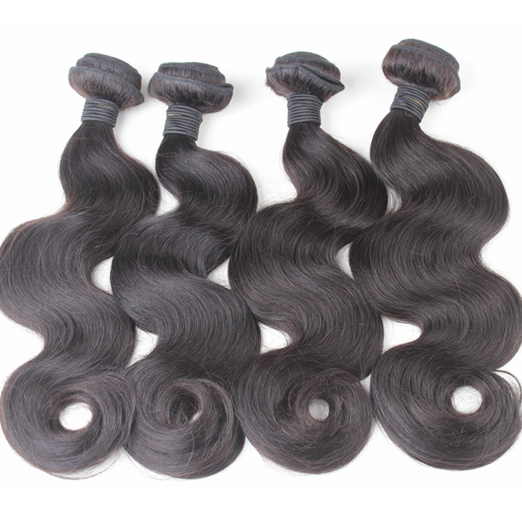 Virgin brazilian hair for women,bodywave human hair,wholesale hair weave