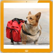 Travel lightweight Oxford cloth Dog Backpack Saddle Bag