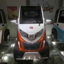 closed mini electric tricycle for sale,Yufeng four wheel electric tricycle in China