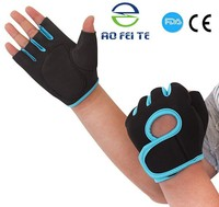 alibaba express workout weight lifting racing climbing cycling half finger sport fitness gloves