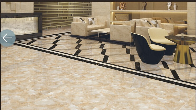 How to polish ceramic tile