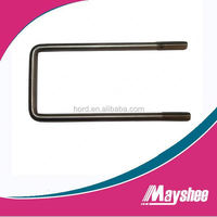 non-standard hot dip galvanized u bolt