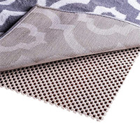 low price Premium Non Slip Rug Pad, carpet underlay price
