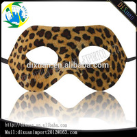 Christmas leopard masks appeal Wild costumes dance Animal cartoon sex toys mask
