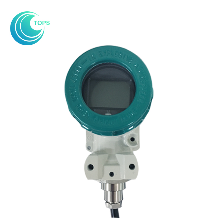China Cheap 4 20ma Explosion Proof Digital Differential Pressure Gauge Transmitter