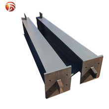 Building construction company wholesale steel i beam with low iron sheet price for steel structure house
