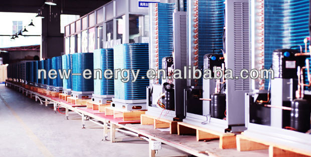 China New Energy water cooling system for home for central cooling system