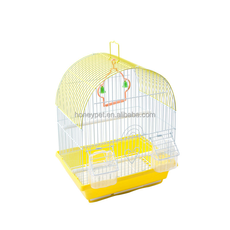 Be in great demand bird cages wedding decor.
