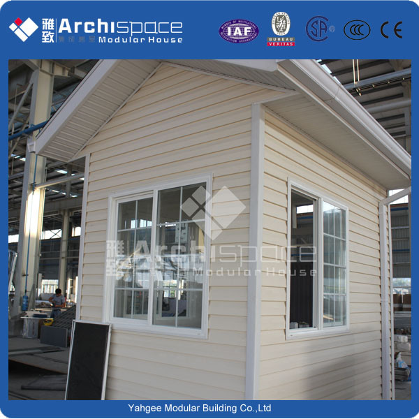 CYMB Prefabricated guard house with steel modular building
