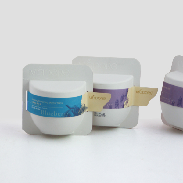 Eco Friendly Molded Bamboo Pulp Cosmetic Packaging