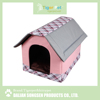 China high quality new arrival latest design fabric dog house