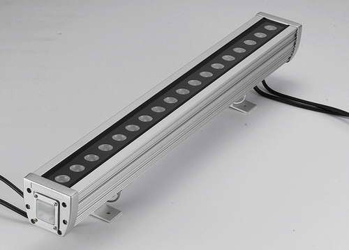 36w Aluminium DMX RGB IP65 wall washer light