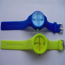 silicone sbao watch