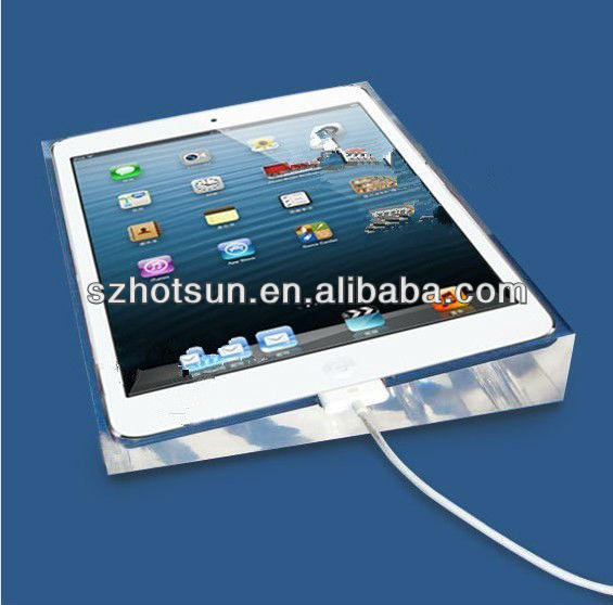 tablet PC Mini Crystal Base clear acrylic base
