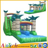 Shanghai water slide nail decals commercial kids water slide inflatable water slip and slide for kids