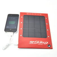 Promotion Waterproof Paper Solar Charger for mobile phone with cheap price