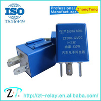 ZT509 auto flasher relay led flasher relay