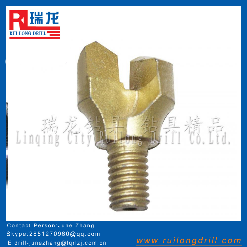 Manufacturer Supply High Performance Tungsten Carbide Auger Coal Mining Drill Bits for sale