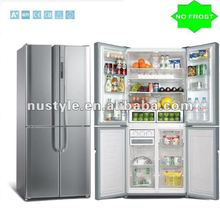 BCD-410 Frost Free 4 Doors refrigerator(Side by side, Net capacity 410L)