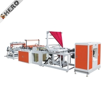 HERO BRANDCoal Bagging Nylon Production Compost Poly Printing Automatic Epe Foam Bottom Seal Bag Making Machine