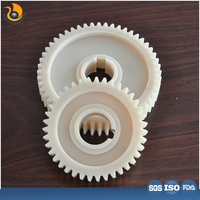 plastic gear used in chemical mechanical