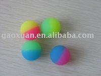 Two-tone bounce ball