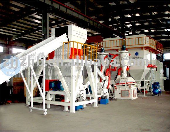 JZ-GCB1200WASTE CIRCUIT BOARD DRY-TYPE RECYCLING LINE