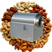 different kinds nuts roaster / roaster for chestnut, barley, peanuts, melon seeds, walnuts, pine nuts