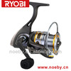 RYOBI OASYYS Smooth drag performance fishing reel handle knob carbon spinning reel
