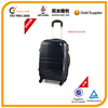 new blue luggage travel bag 2015