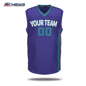 8b05b38d8b96 Wholesale blank latest sublimation reversible customized basketball shirt  design