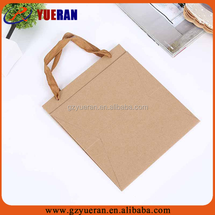 Food grocery bag fast food take away packaging greaseproof burger king paper bag