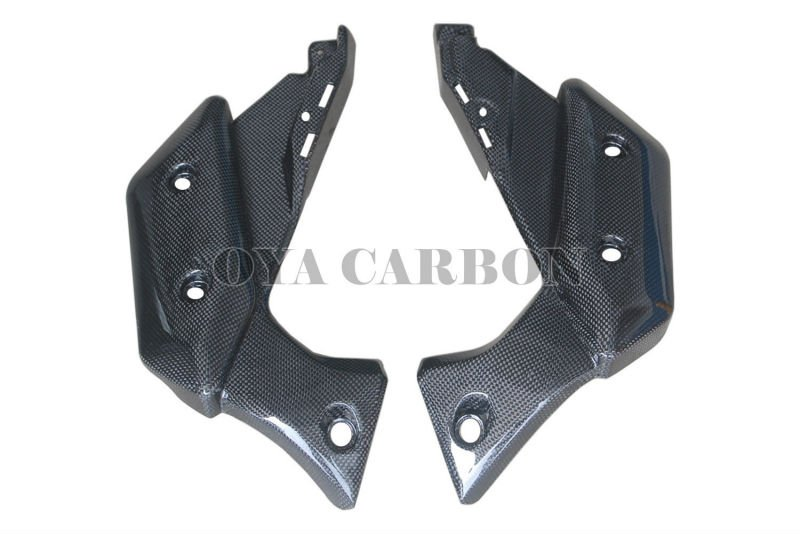 Carbon Motorcycle Side Covers for Yamaha XJ6 2009