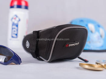 600D polyester saddle bags for bike