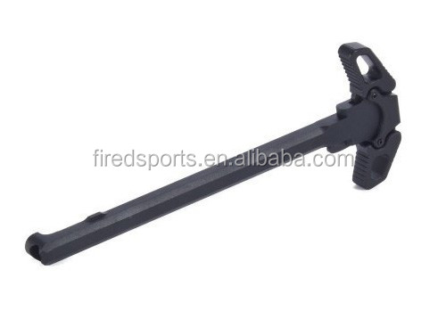 MTS7033--AR-15/M16 Charging Handle Assembly - Oversized Latch - Ambidextrous
