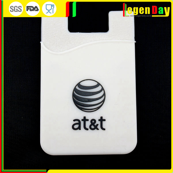 Factory Supply silicone mobile sticky phone cover