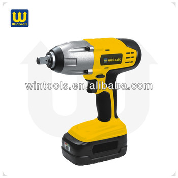 24V 300NM Li-ion Cordless Impact Wrench with 1/2'' Square Driver WT02904