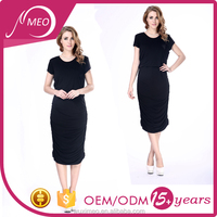 Wholesale customized exported new fashion dinner casual ladies dress