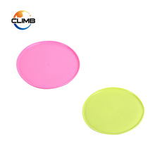 Good Quality toy sky flyer Pet Flyer Silicone Frisbee Soft Foam Frisbee Plastic Flyer