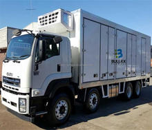 High quality many side door refrigerated truck box body panel